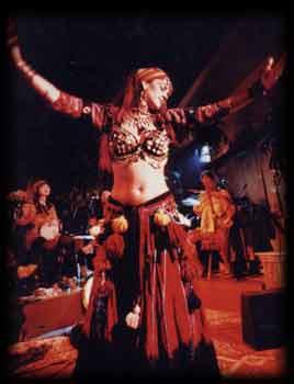 Mishall, dance